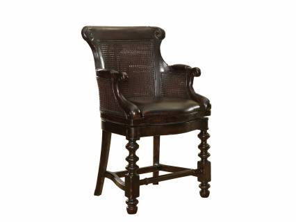 Dunkirk Swivel Counter Stool