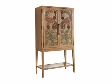 Cameroon Bar Cabinet