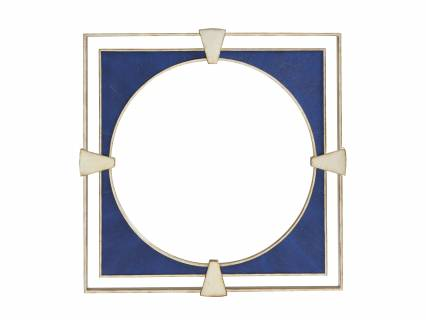 Adour Square Mirror