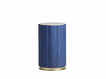 Chelsea Cobalt Accent Table