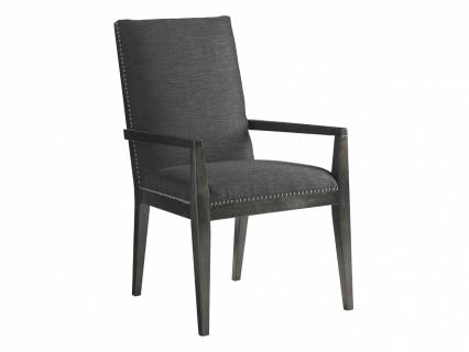 Vantage Upholstered Arm Chair