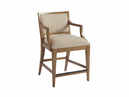 Eastbluff Upholstered Counter Stool